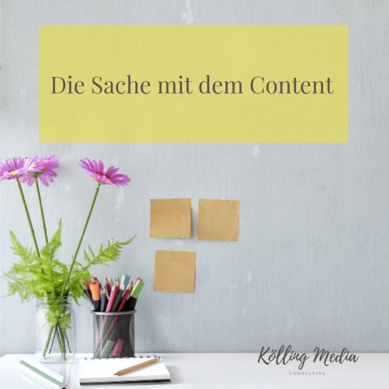 Content Strategie